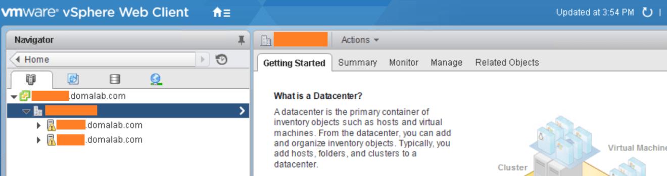 domalab.com VMware vSphere Data Center