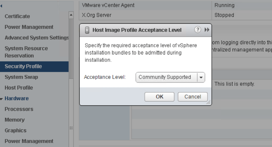 Add VMware vSphere Drivers for new network adapters » domalab