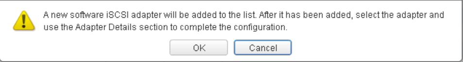 domalab.com VMware vSphere iSCSI install iscsi adapter