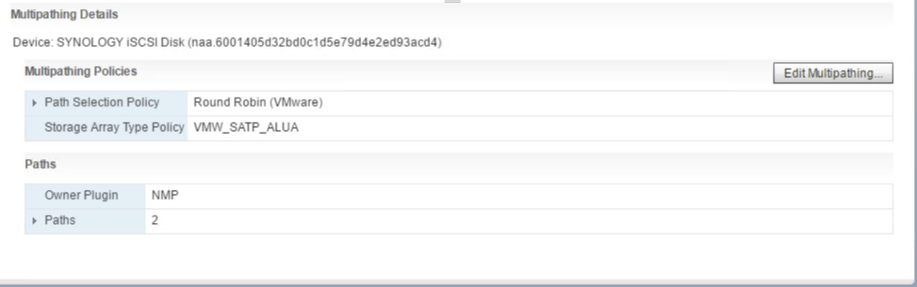 domalab.com home lab multipath configuration