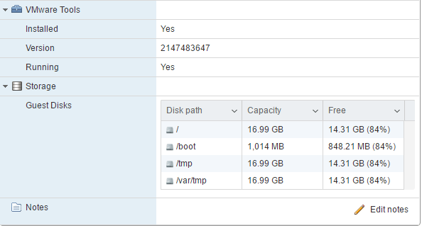 domalab.com ClearOS performance managed open-vm-tools