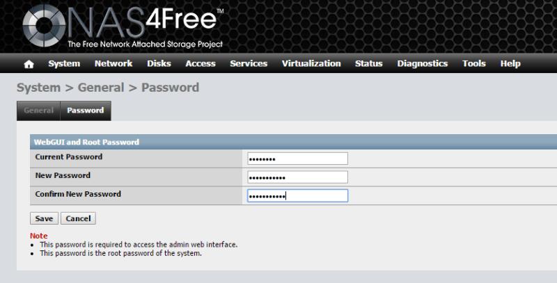 Install NAS4Free VMware ESXi 35