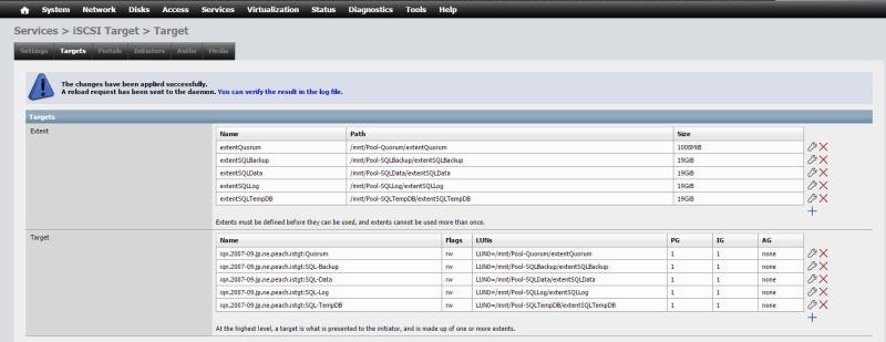 Install NAS4Free VMware ESXi 65