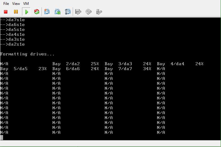 Isilon OneFS Format drive