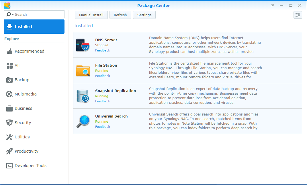 How to update Synology NAS to the latest release » domalab
