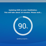 How to update Synology NAS to the latest release