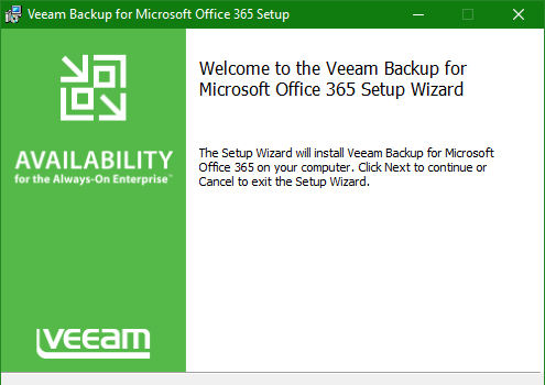 Veeam Backup Microsoft Office 365 overview » domalab