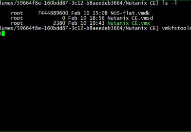 How to create VMware Disk Descriptor files