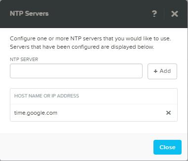 domalab.com Configure Nutanix Time Server add