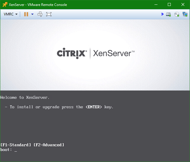How to install XenServer in your home lab » domalab
