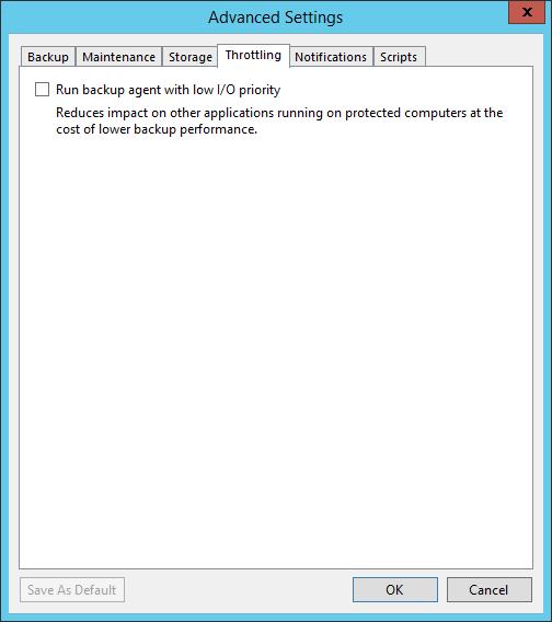 domalab.com SQL Cluster Backup Job throttling