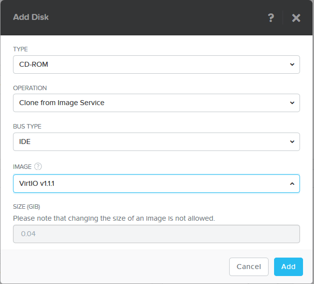 domalab.com Nutanix Windows AHV guest add disk