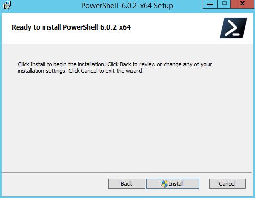 domalab.com Install PowerShell Core ready