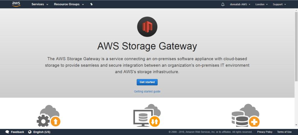 Aws Storage Gateway Deployment On Vmware 187 Domalab