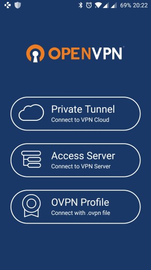 domalab.com Connect Android openvpn