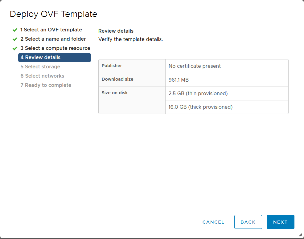 domalab.com Veeam PN ova review details