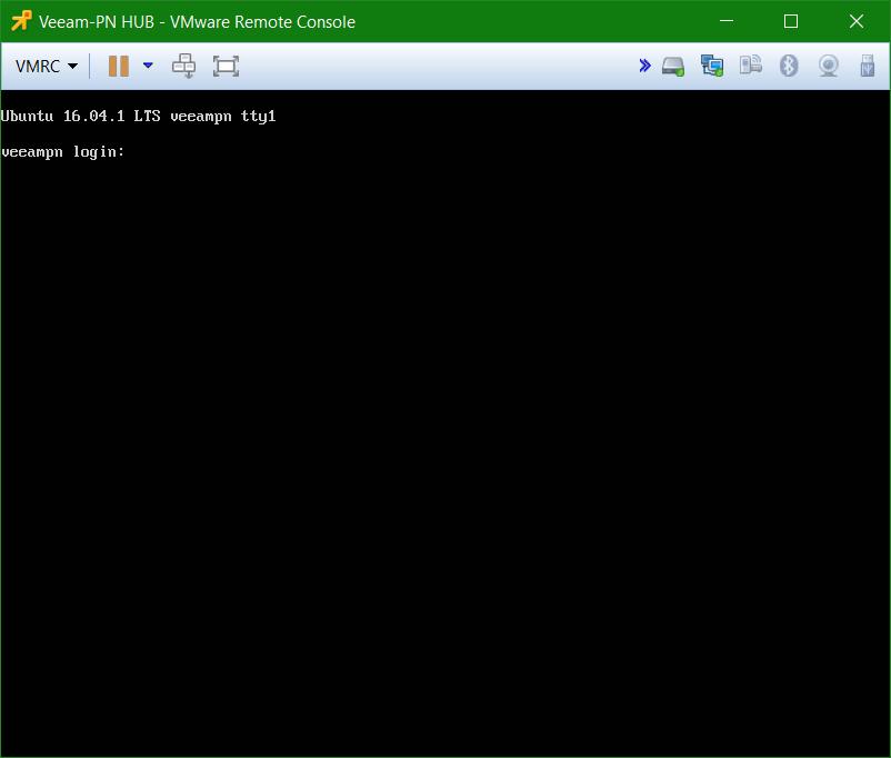 domalab.com Veeam PN vmware remote console