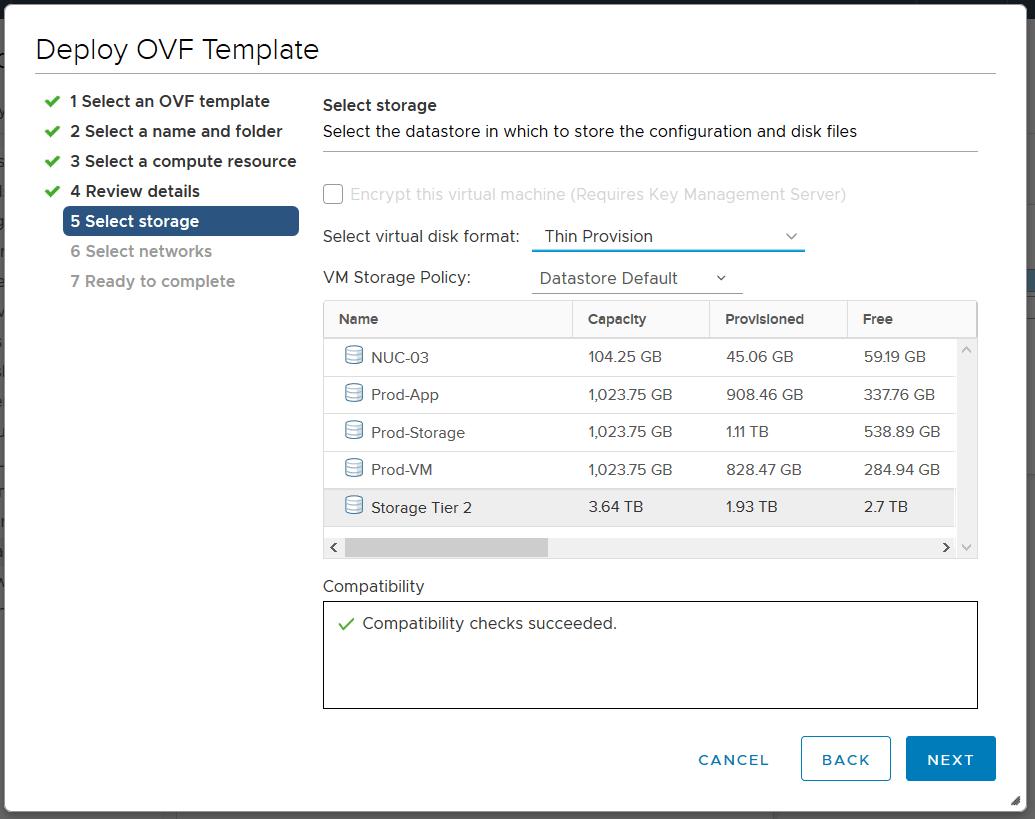 domalab.com Quantum DXi v1000 ovf storage