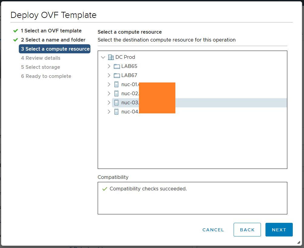 domalab.com Dell EMC Unity VSA name