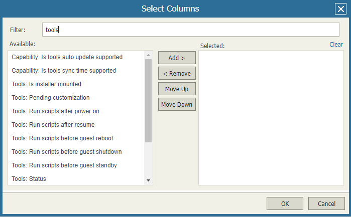 domalab.com VMware Tools Report Veeam one build report