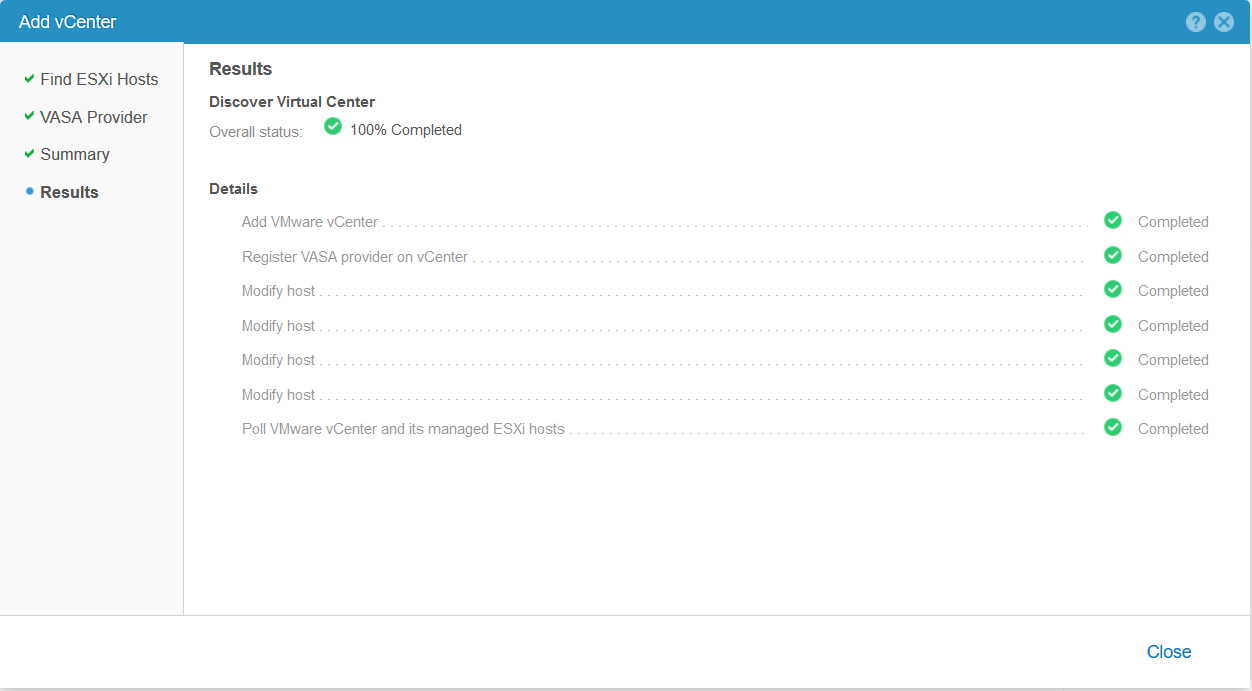 domalab.com Dell EMC Unity access VMware Host configuration