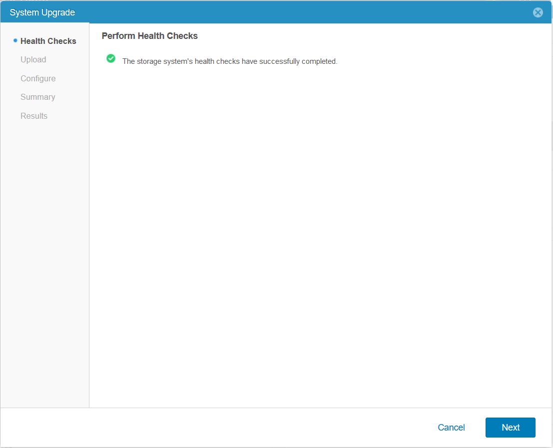 Upgrade Dell EMC Unity VSA to latest version » domalab