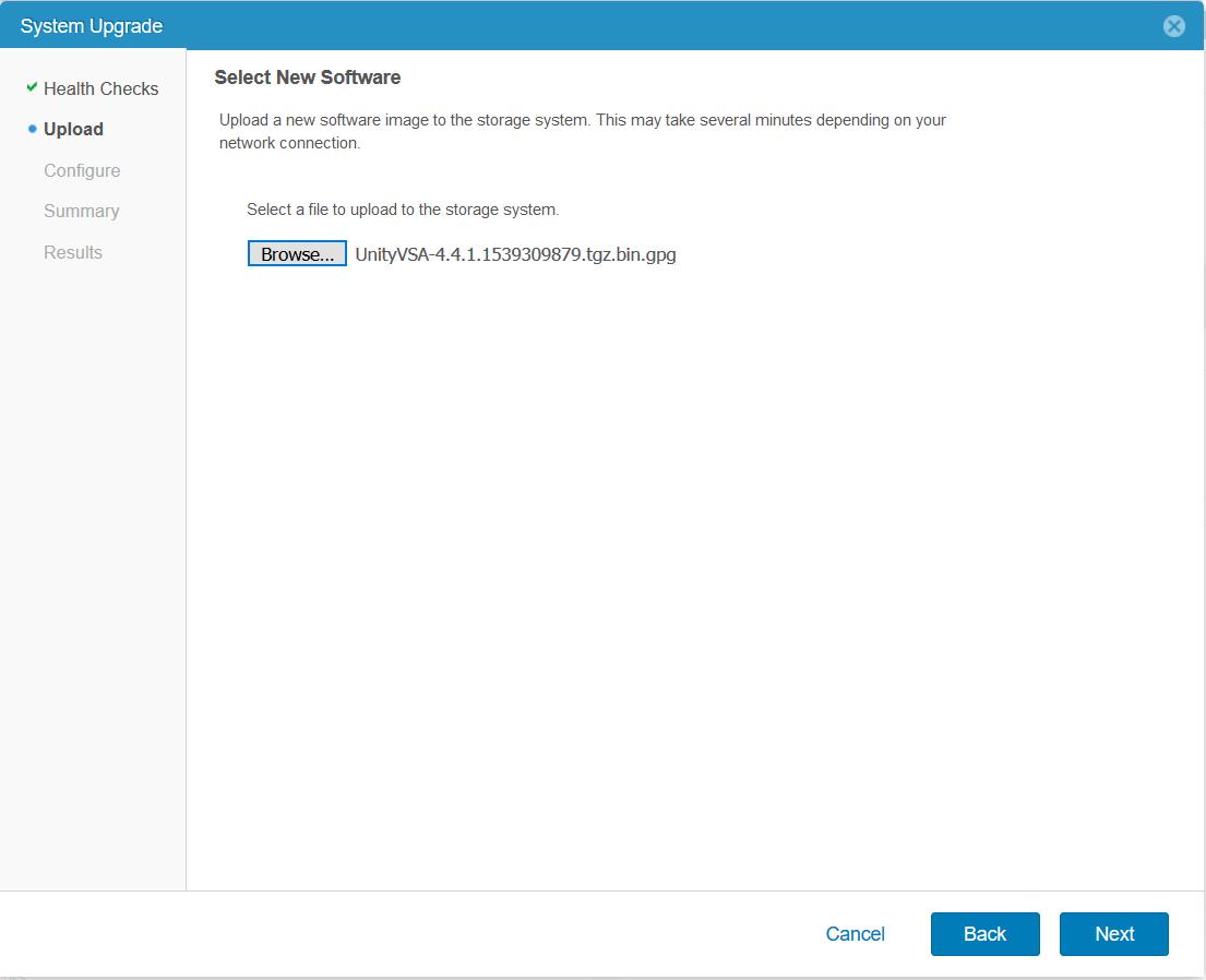 domalab.com Upgrade Dell EMC Unity upload image