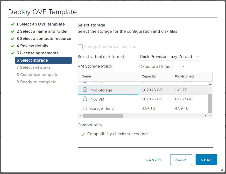 domalab.com Deploy NetApp VSC storage