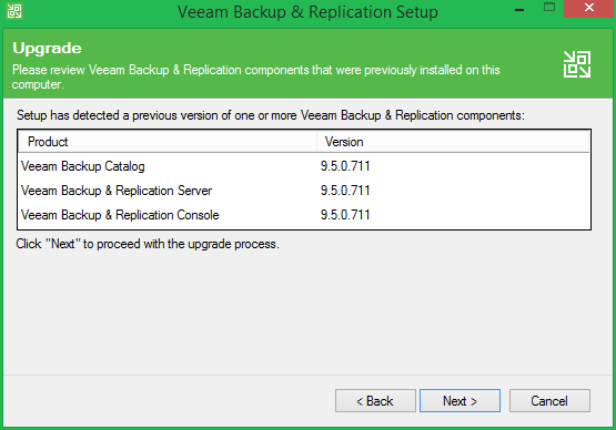 domalab.com Veeam Update 4 detected version