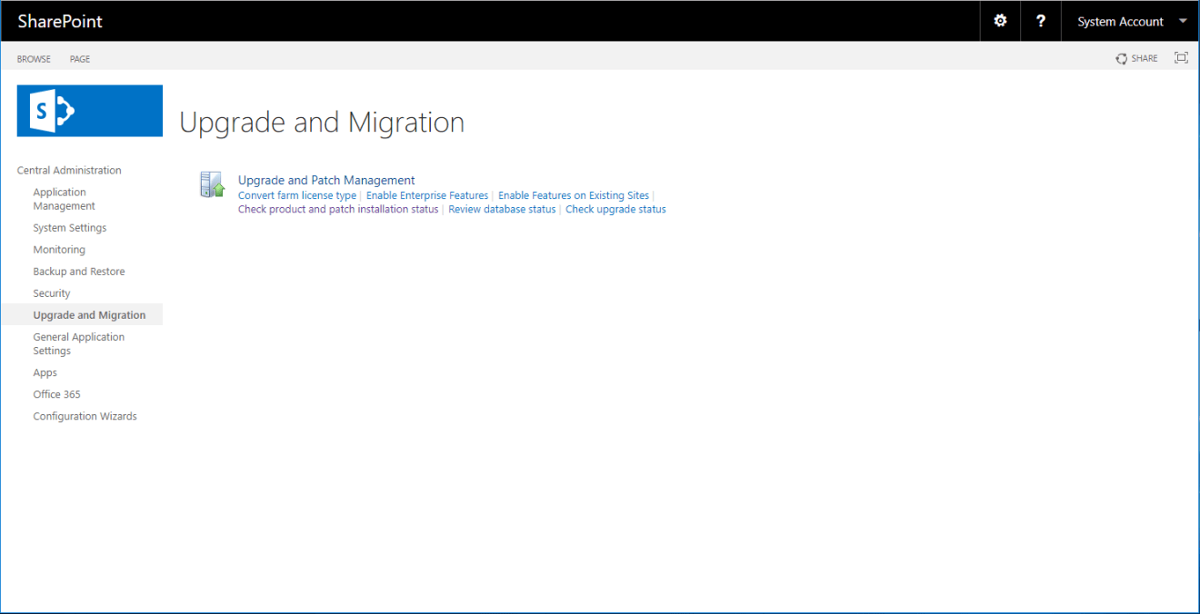domalab.com SharePoint 2016 Update