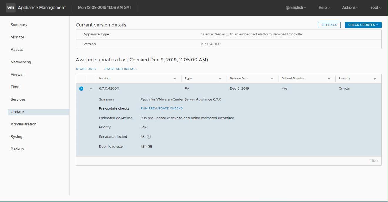 domalab.com VMware VCSA 6.7 update 3b