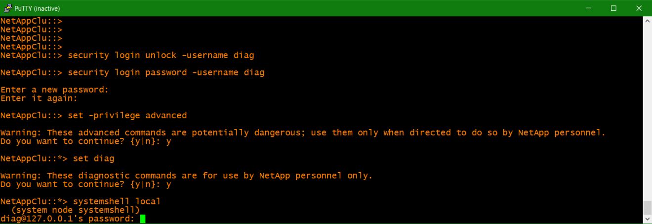 domalab.com NetApp ONTAP disk