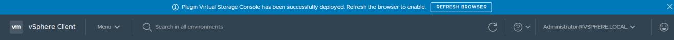 domalab.com NetApp VSC 9.7 setup VMware