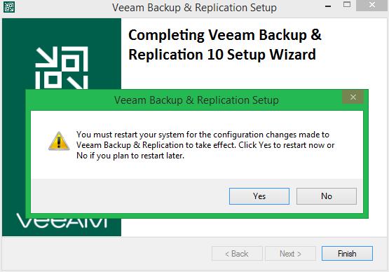 domalab.com Veeam v10 update