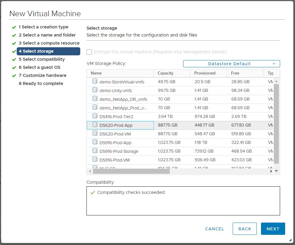 domalab.com Deploy Ubuntu 20.04 Server on VMware