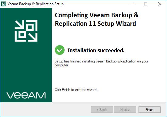 domalab.com Veeam v11 upgrade