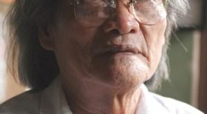 Nhà văn Sơn Tùng. Ảnh: Nguyễn Đình Toán