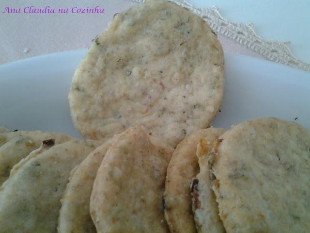 Biscoitinhos Salgados Aromatizados