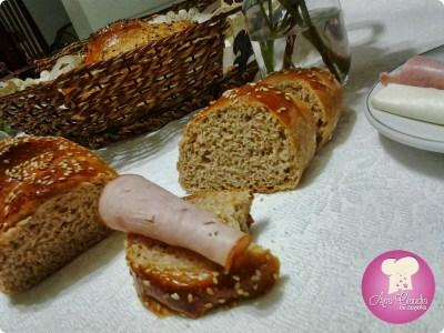 pão de feijão