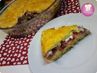 torta de liquidificador sem farinha de trigo dom manjericão