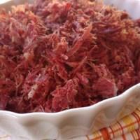 Como dessalgar carne seca em poucos minutos