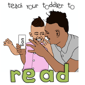How to Teach Your Toddler to Read
