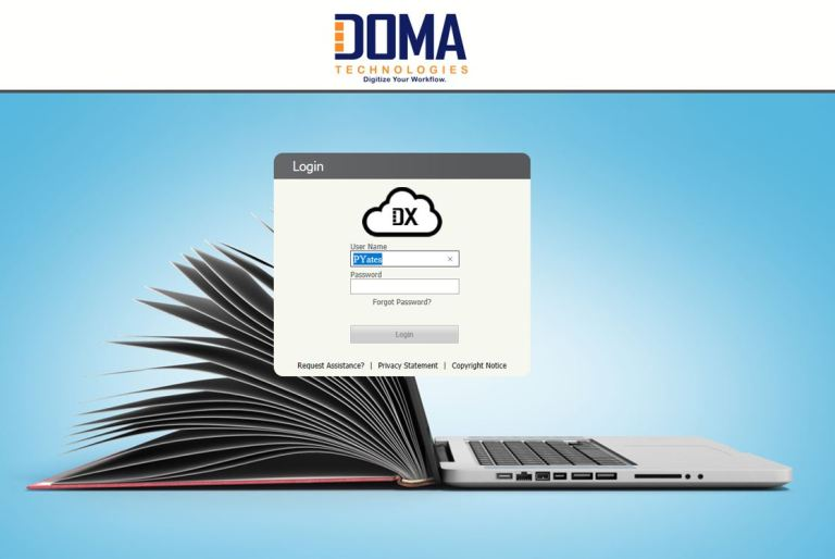 DX DOMA Experience Content Services Platform