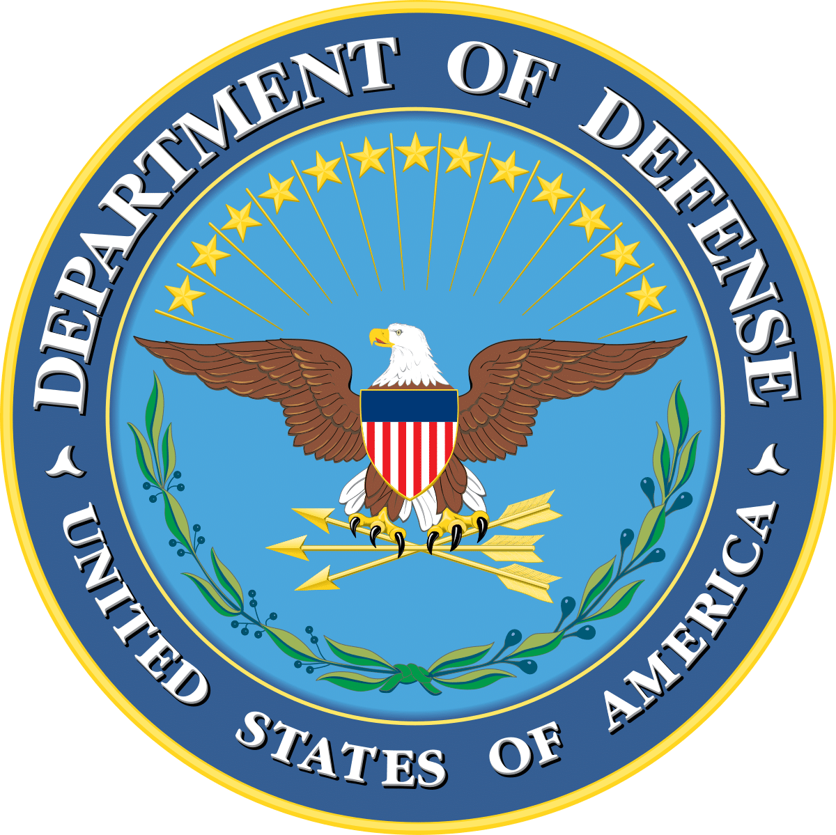 DOMA Partner United States Department of Defense Seal