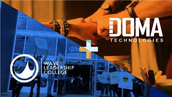 DOMA & Wave Leadership College