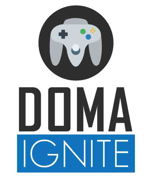 Video Game Controller with DOMA Ignite