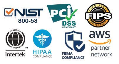 DOMA Compliance Logos