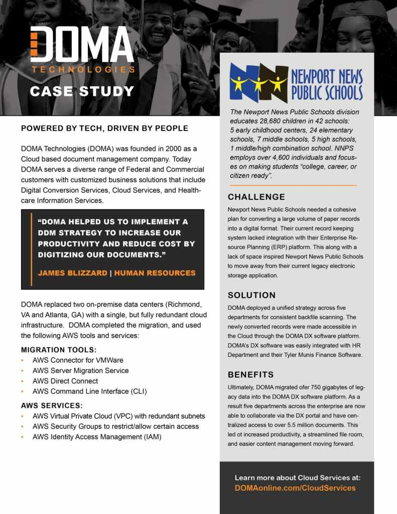 Newport News Public Schools Case Study