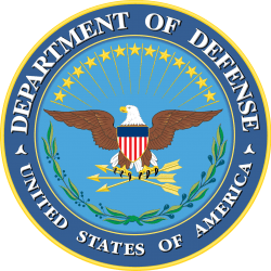 IS Department of Defense Seal