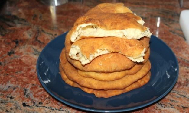 Вкусни закуски с домашно тесто